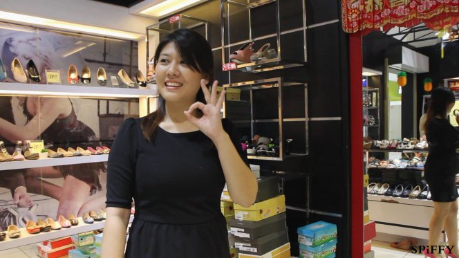 Spiffy Shoes Sales Malaysia for With You Club Members 家人 是一輩子的陪伴 - 陪伴 Accompany - 微電影 Spiffy Shoes Present Spiffy Shoes Jan 2015 A05