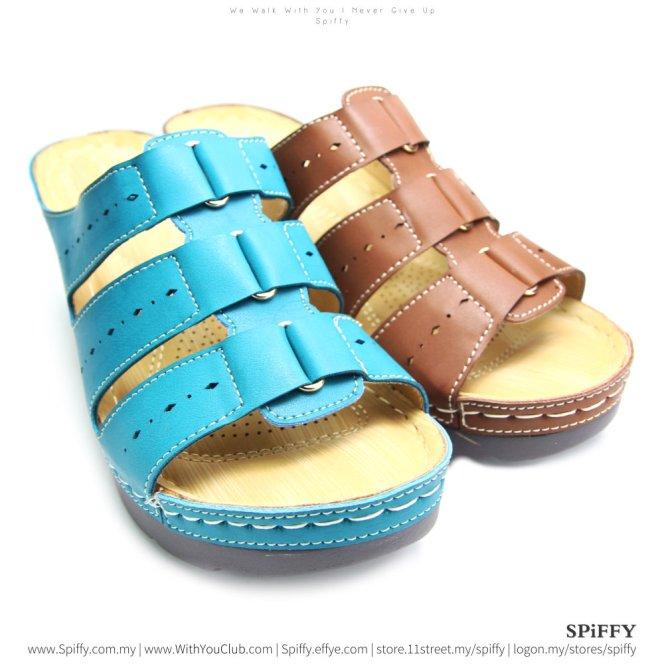 fashion-modern-malaysia-kuala-lumpur-shoes-sandals-%e5%87%89%e9%9e%8b-spiffy-brand-ct3402-mix-colour-shoe-ladies-lady-leather-high-heels-shoes-comfort-wedges-sandal-%e5%a8%83%e5%a8%83%e9%9e%8b