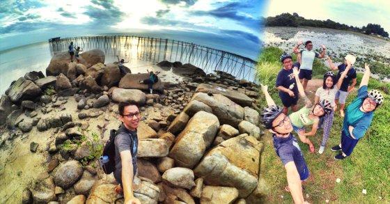 Batu Pahat Travel Tourist Attraction | 峇株吧辖游客旅游必到的景点-美丽风景 | Batu Pahat, Johor, Malaysia.