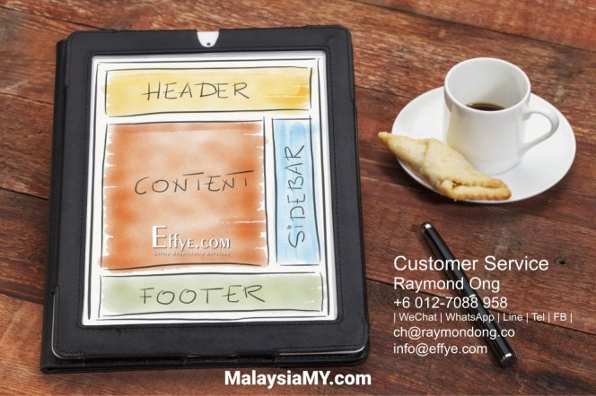 Msia Raymond Ong Effye Media Malaysia Website Design Online Advertising Web Development Education Webpage Facebook eCommerce Management Photo Shooting MY 马来西亚 A06