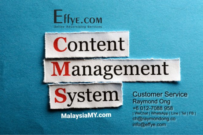 Msia Raymond Ong Effye Media Malaysia Website Design Online Advertising Web Development Education Webpage Facebook eCommerce Management Photo Shooting MY 马来西亚 A07
