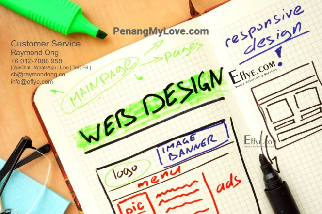 Pulau Pinang Raymond Ong Effye Media Penang Website Design Online Advertising Web Development Education Webpage Facebook eCommerce Management Photo Shooting Malaysia A01