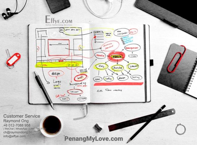 Pulau Pinang Raymond Ong Effye Media Penang Website Design Online Advertising Web Development Education Webpage Facebook eCommerce Management Photo Shooting Malaysia A04