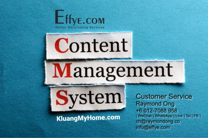Raymond Ong Effye Media Kluang Website Design Online Advertising Web Development Education Webpage Facebook eCommerce Management Photo Shooting Malaysia A07