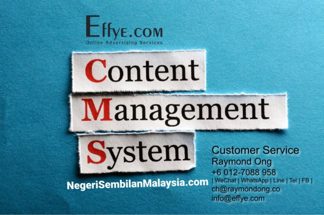 Raymond Ong Effye Media Negeri Sembilan Website Design Online Advertising Web Development Education Webpage Facebook eCommerce Management Photo Shooting Malaysia A07