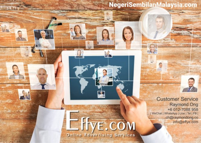 Raymond Ong Effye Media Negeri Sembilan Website Design Online Advertising Web Development Education Webpage Facebook eCommerce Management Photo Shooting Malaysia A08