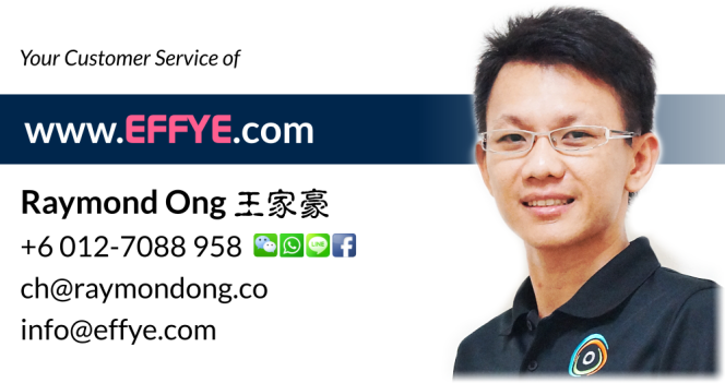 Raymond Ong Effye Media Segamat Website Design Online Media Advertising Web Development Education Webpage Facebook eCommerce Management Photo Shooting Malaysia NC01