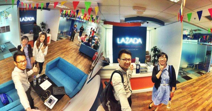 Malaysia Lazada Training | Lazada Online Marketplace