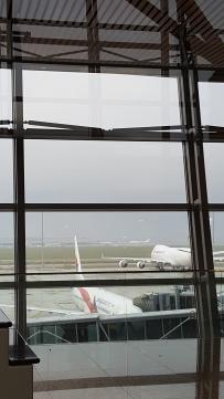 Waiting for Departure - at KLIA