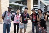 Arriving -at Phuket International airport