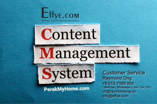 Raymond Ong Effye Media Perak Website Design Online Advertising Web Development Education Webpage Facebook eCommerce Management Photo Shooting Malaysia A07
