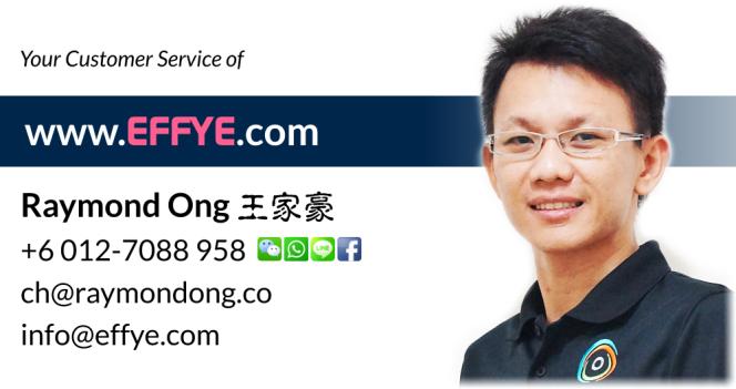 Raymond Ong Effye Media Perak Website Design Online Media Advertising Web Development Education Webpage Facebook eCommerce Management Photo Shooting Malaysia NC01