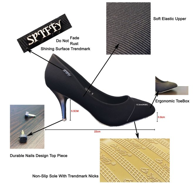 Spiffy Shoes Sales Malaysia for With You Club Members Wear This Shoes and be the Star on the night Office Wear How much do you know about our High Heels Spiffy Shoes F01