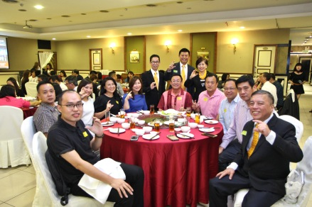 CBMC Malaysia Christian Business and Marketplace Connection 428 奇迹再现 生命见证布道会 有年先生 Mr Gary Lai 林顺福教授 Dr Joseph Lim Grand Straits Garden E09