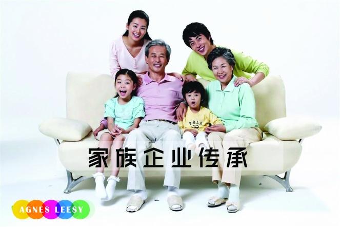 家族企业传承