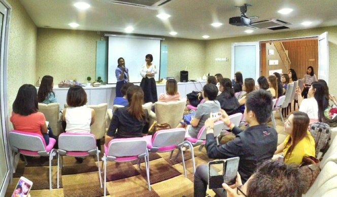 Malaysia Johor Johor Bahru Jess Mok Women Talk 女人行 Datin Sri Dato Cynthia Kathy Teng Beaute Mori Joan Cheong Rongen 張柔恩老師 Raymond Ong Effye Ang Joey Kher A11 Web Delopmen