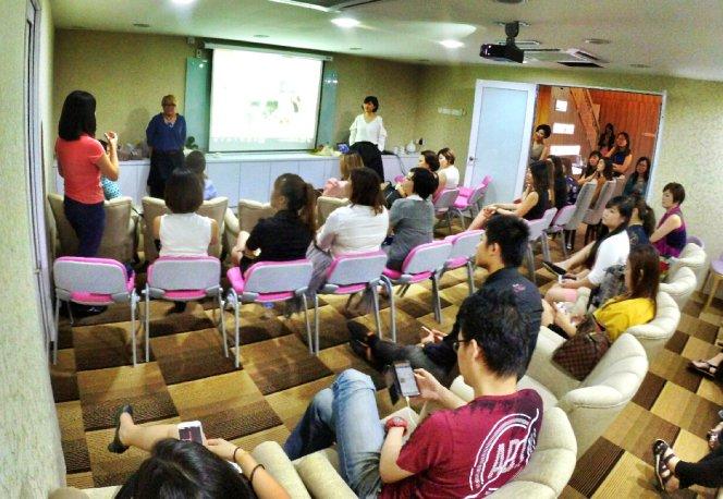 Malaysia Johor Johor Bahru Jess Mok Women Talk 女人行 Datin Sri Dato Cynthia Kathy Teng Beaute Mori Joan Cheong Rongen 張柔恩老師 Raymond Ong Effye Ang Joey Kher A15 Web Delopmen