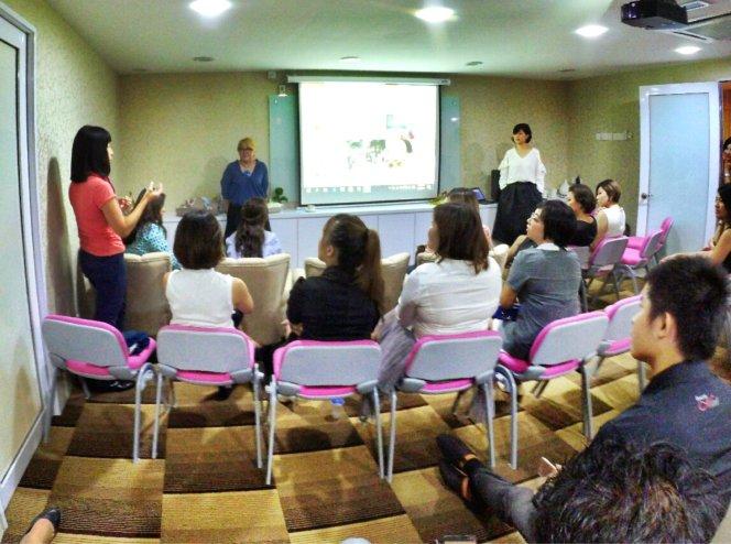 Malaysia Johor Johor Bahru Jess Mok Women Talk 女人行 Datin Sri Dato Cynthia Kathy Teng Beaute Mori Joan Cheong Rongen 張柔恩老師 Raymond Ong Effye Ang Joey Kher A16 Web Delopmen