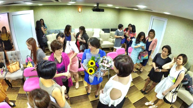 Malaysia Johor Johor Bahru Jess Mok Women Talk 女人行 Datin Sri Dato Cynthia Kathy Teng Beaute Mori Joan Cheong Rongen 張柔恩老師 Raymond Ong Effye Ang Joey Kher A21 Web Delopmen
