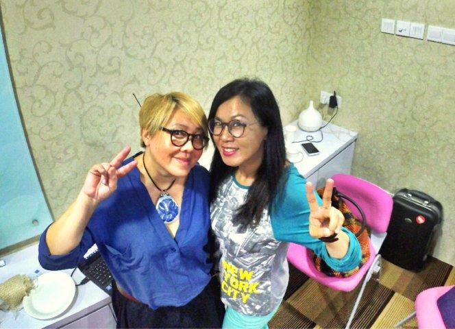 Malaysia Johor Johor Bahru Jess Mok Women Talk 女人行 Tricia Loh Yik Kiu and Joan Cheong Rongen 張柔恩老師 Raymond Ong Effye Ang Joey Kher B03 Web Delopment Online Advertising Jo
