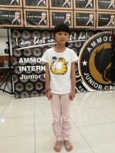 Ammodago International - Junior Category in Malaysia - Master David Goh at Gereja Joy Sogo 苏雅喜乐堂