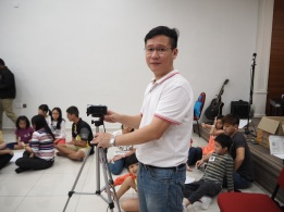Day 1 of Ammodago International - Junior Category in Malaysia - Master David Goh at Gereja Joy Sogo 苏雅喜乐堂