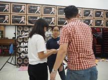 Day 2 of Ammodago International - Junior Category in Malaysia - Master David Goh at Gereja Joy Sogo 苏雅喜乐堂