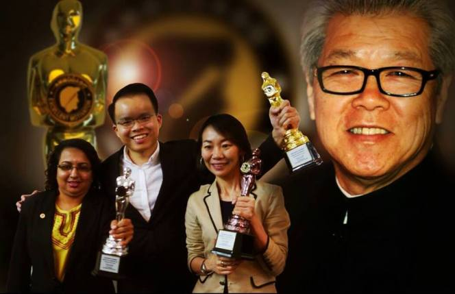 Ammodago International Workshop David Goh unleash your inner potential through power speaking skills A02