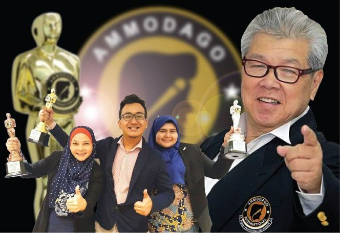 Ammodago International Workshop David Goh unleash your inner potential through power speaking skills A06