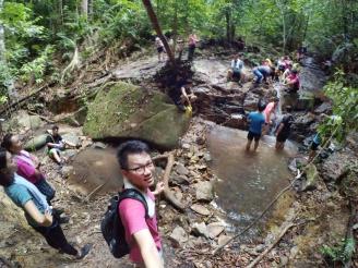 山里的故事 峇株巴辖 龙华山庄 后山 Gunung Puncak Batu Pahat Johor Malaysia Raymond Ong A22