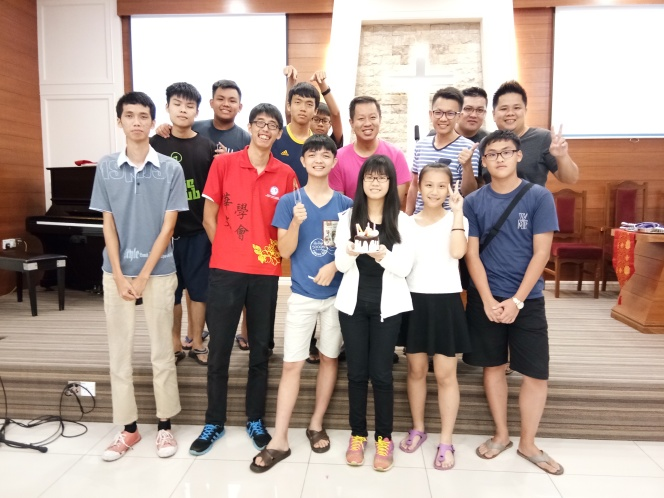Peace Fellowship Youth Fellowship of Soga joy Church - Gereja Joy Soga A01.jpg