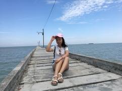Malaysia Johor Batu Pahat Travel of Raymond Ong   Effye Ang   Pinky Ning   Estella Oon - A Trip Around Batu Pahat!