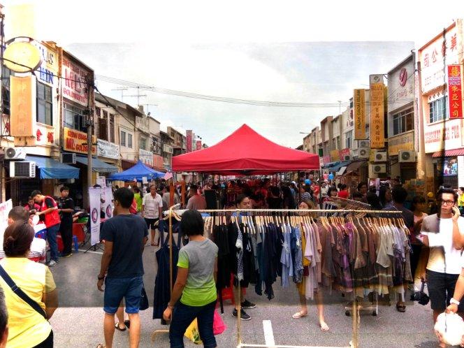 Batu Pahat Culture Street Night Market History Building Event Activity 峇株巴辖文化老街 市集 老街 历史 文化建筑 Johor Malaysia 柔佛 马来西亚 A05