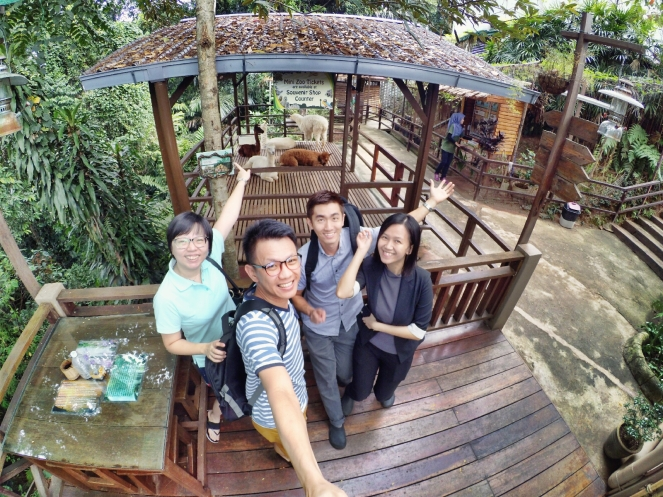 KL Tower Kuala Lumpur Malaysia Selangor Mini Zoo Raymond Ong Effye Anf Ho Koon Kiang Bella Phei Effye Media A01