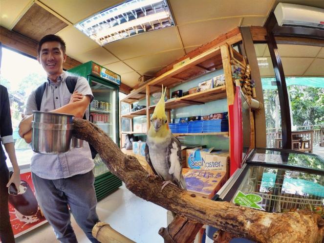 KL Tower Kuala Lumpur Malaysia Selangor Mini Zoo Raymond Ong Effye Anf Ho Koon Kiang Bella Phei Effye Media A10