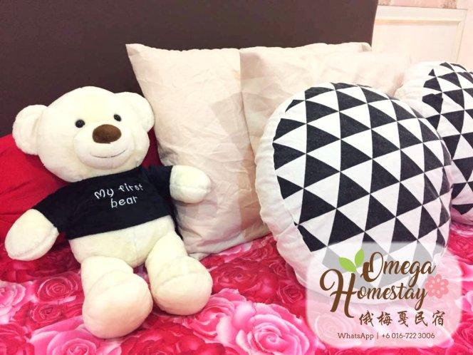 Omega HomeStay GuestHouse Johor Bahru Malaysia Johor Home Stay Guest House Hotel Accommodation Omega 柔佛新山民宿出租 马来西亚 A03