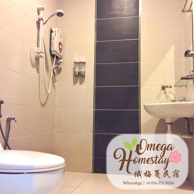 Omega HomeStay GuestHouse Johor Bahru Malaysia Johor Home Stay Guest House Hotel Accommodation Omega 柔佛新山民宿出租 马来西亚 B06