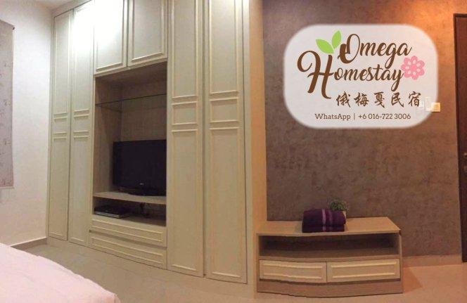 Omega HomeStay GuestHouse Johor Bahru Malaysia Johor Home Stay Guest House Hotel Accommodation Omega 柔佛新山民宿出租 马来西亚 B07