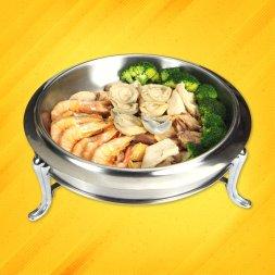 Chef Wah Restaurant Skudai Johor Malaysia Food and Beverages 华师傅酒楼 士古来 柔佛 马来西亚 饮食 美食 Dishes 04.02