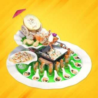 Chef Wah Restaurant Skudai Johor Malaysia Food and Beverages 华师傅酒楼 士古来 柔佛 马来西亚 饮食 美食 Dishes 09.01