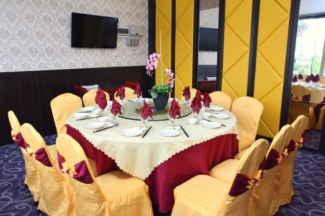 Chef Wah Restaurant Skudai Johor Malaysia Food and Beverages 华师傅酒楼 士古来 柔佛 马来西亚 饮食 美食 Room 04