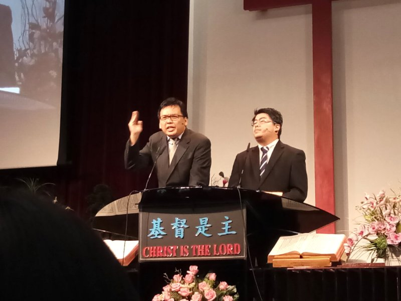 宗教改革500周年讲座 宗教改革与当今世界 唐崇荣牧师 500th Anniversary of the Reformation Reformation and The Modern World Stephen Tong A08