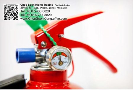 Malaysia Johor Batu Pahat Fire Extinguisher Prevention Equipment Chop Soon Kiong Trading 顺強贸易 Safety Somke Alarm Fire Prevention Protection Fire Hose Reel Bomba 灭火器 D08
