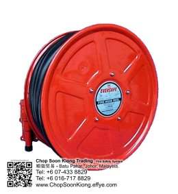 Malaysia Johor Batu Pahat Fire Extinguisher Prevention Equipment Chop Soon Kiong Trading 顺強贸易 Safety Somke Alarm Fire Prevention Protection Fire Hose Reel Bomba 灭火器 D14