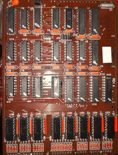 Johor Batu Pahat Electronic Board Repair Power Supply PCB Board Repair Circuit Board Maintenance Electrical Task A07