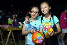 Malaysia Jahor Batu Pahat Gereja Joy Soga Joy Church Mid Moon Festival Event 苏雅喜乐堂中秋节活动 A09
