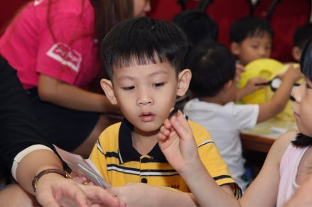 Malaysia Jahor Batu Pahat Gereja Joy Soga Joy Church Mid Moon Festival Event 苏雅喜乐堂中秋节活动 A17