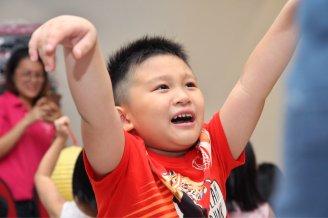 Malaysia Jahor Batu Pahat Gereja Joy Soga Joy Church Mid Moon Festival Event 苏雅喜乐堂中秋节活动 A26
