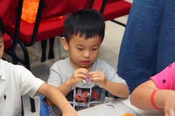 Malaysia Jahor Batu Pahat Gereja Joy Soga Joy Church Mid Moon Festival Event 苏雅喜乐堂中秋节活动 B07
