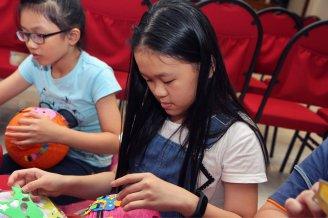 Malaysia Jahor Batu Pahat Gereja Joy Soga Joy Church Mid Moon Festival Event 苏雅喜乐堂中秋节活动 B11